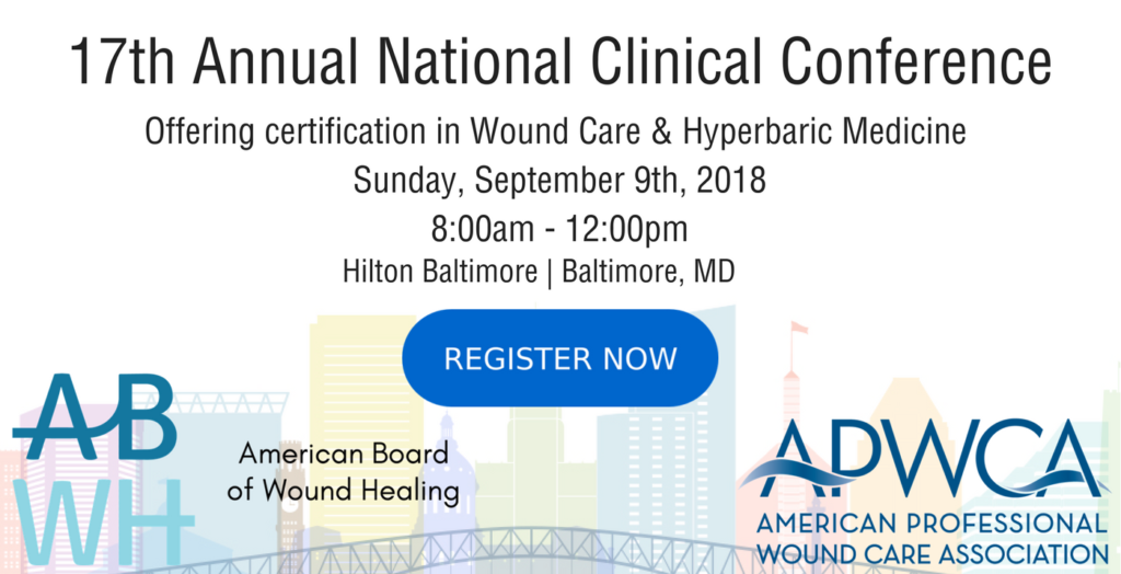 American Professional Wound Care Association Certification Exams
